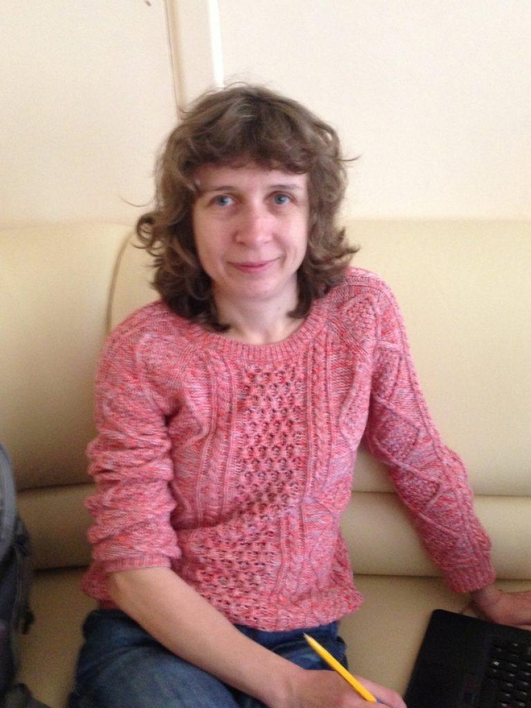 Представитель Европейской сети независимого проживания (Брюссель) Лилия Ангелова-Миаденова